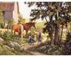 Cobble Hill Puzzles 500Puz Summer Horses