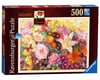 Ravensburger -The Cottage Garden - Autumn - 500 pc Puzzle