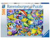 Ravensburger 14796 - Tropical Traffic Jigsaw Puzzle (500 Piece)