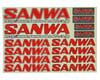 Sanwa/Airtronics Decal Sheet