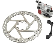 Avid BB5 Road Disc Brake Caliper (Silver) (w/ 160mm G2 Rotor) | product-related