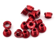 Box Components Spiral 7075 Alloy Chainring Bolt Kit (Red) (15)   product-related