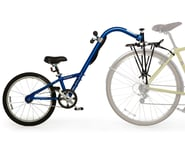 Burley Kazoo Single Speed Trailercycle (Blue) | product-related