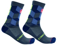 Castelli Unlimited 15 Sock (Dark Steel Blue) | product-also-purchased