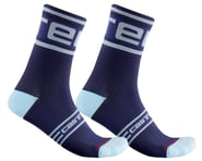 Castelli Prologo 15 Sock (Savile Blue) | product-also-purchased