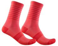 Castelli Superleggera 12 Women's Sock (Brilliant Pink) | product-also-purchased
