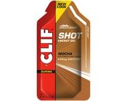 Clif Bar Shot Energy Gel (Mocha w/Caffeine) | product-related