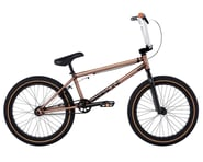 """Fit Bike Co 2021 Series One BMX Bike (LG) (20.75"""" Toptube) (Trans Gold) 