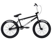 """Fit Bike Co 2021 Series One BMX Bike (MD) (20.5"""" Toptube) (Gloss Black) 