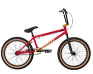 """Fit Bike Co 2021 Series One BMX Bike (SM) (20.25"""" Toptube) (Gloss Red) 