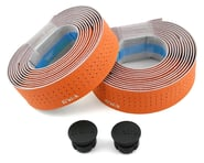 fizik Tempo Microtex Classic Handlebar Tape (Orange) (2mm Thick) | product-related