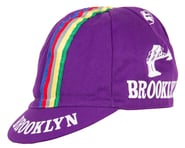 Giordana Brooklyn Cap w/ Stripes (Purple) (One Size Fits Most) | product-also-purchased