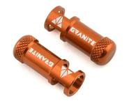 Granite-Design Juicy Nipples Presta Valve Core Remover Caps (Orange) (2) | product-also-purchased