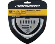 Jagwire Universal Sport Brake Cable Kit (White) (Stainless) (1350/2350mm) (2) | product-related