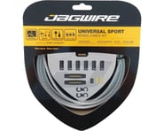 Jagwire Universal Sport Brake Cable Kit (Braided White) (Stainless) | product-also-purchased