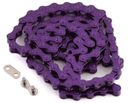 KMC S1 Single Speed BMX Chain (Purple)   product-related
