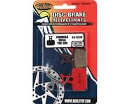 Kool Stop Disc Brake Pads (Formula Mega/One/R1/C1) (Organic/Semi-Metallic) | product-related