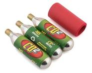 Mr Tuffy CO2 Cartridge Pack (w/ Neoprene Sleeve) (3 Pack) (16g)   product-related