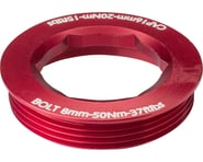 Race Face CINCH Puller Cap w/ Washer (Red) (18mm) (XC/AM) | product-related