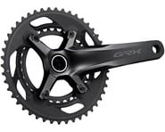 Shimano GRX FC-RX600 Crankset (Black) (2 x 11 Speed) (Hollowtech II) | product-also-purchased