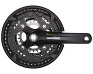 Shimano Alivio T4010 Octalink Crankset w/ Chainguard (3 x 9 Speed) (175mm) (48/36/26T) | product-also-purchased