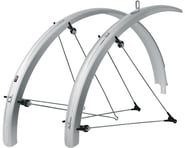 SKS B42 Commuter II Bolt-On Fender Set (700 x 25-35mm) (Silver) | product-related