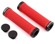 Spank Spoon Lock-On Grips (Red) | product-also-purchased