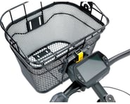 Topeak Front Basket w/ Fixer 3 Handlebar Bracket (Black) | product-related