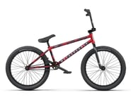 """We The People 2021 Audio 22"""" BMX Bike (21.9"""" Toptube) (Matte Aqua Red) 