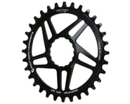 Wolf Tooth Components Drop-Stop Race Face Cinch Chainring (Black) | product-related