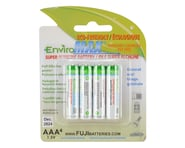 Fuji EnviroMAX AAA Super Alkaline Battery (4)   product-also-purchased
