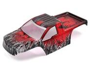 Redcat Everest-10 Pre-Painted Rock Crawler Body (Red)   product-also-purchased