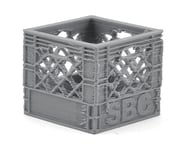 Scale By Chris Small Milk Crate (Grey)   product-also-purchased