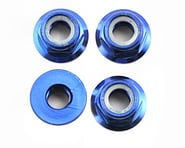 Traxxas Nuts, 5mm flanged nylon locking (aluminum, blue-anodized) (4) | product-also-purchased