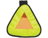 "Aardvark Reflective Triangle Yield Symbol (7 x 7"") (w/ Velcro Strap)"