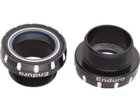 Enduro XD-15 Corsa Ceramic Bottom Bracket (Black) (BSA)