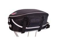 Banjo Brothers Rack Top Bag (Black)