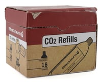 Blackburn Threaded CO2 Cartridges (Silver)