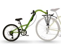 Burley Piccolo 7-Speed Trailercycle (Green)