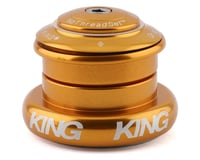 """Chris King InSet 7 Headset (Gold) (1-1/8"""" to 1-1/2"""")"""