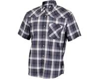 Club Ride Apparel New West Short Sleeve Shirt (Black)