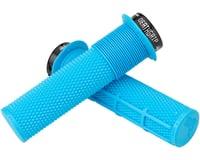 DMR Brendog Flanged DeathGrip (Blue) (Thick) (Pair)