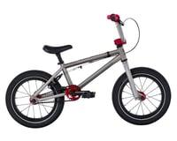"Fit Bike Co 2021 Misfit 14"" BMX Bike (14.25"" Toptube) (Matte Clear)"
