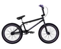"Fit Bike Co 2021 Misfit 18"" BMX Bike (18"" Toptube) (Matte Black)"