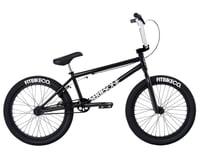 """Fit Bike Co 2021 Series One BMX Bike (MD) (20.5"""" Toptube) (Gloss Black)"""