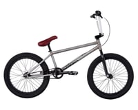 """Fit Bike Co 2021 TRL BMX Bike (2XL) (21.25"""" Toptube) (Gloss Clear)"""