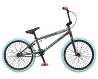 "GT 2021 Air BMX Bike (20"" Toptube) (Trans Black)"