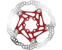 Hope Floating Disc Brake Rotor (Red) (6-Bolt) (1)