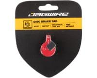 Jagwire Disc Brake Pads (Tektro Lyra) (Semi-Metallic)