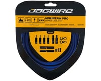 Jagwire Mountain Pro Brake Cable Kit (SID Blue) (Stainless) (1350/2350mm) (2)